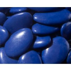 Dragées chocolat bleu de...