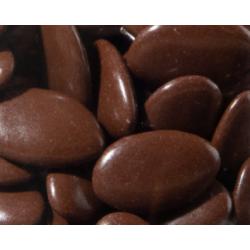 Dragées chocolat châtaigne