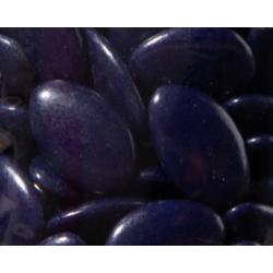 Dragées chocolat  bleu marine